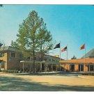 VA Williamsburg Lodge Vintage Motel Hotel Postcard