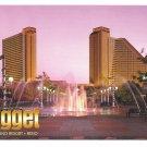 Reno NV Nugget Casino Hotel John Ascuaga's Resort Advertising Postcard 4X6
