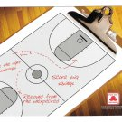 Modern Insurance Advertising Postcard State Farm Ad Basketball Game Plan