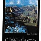 AZ Grand Canyon National Park Winter South Rim Postcard 4X6
