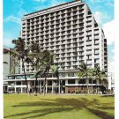 Hawaii Outrigger East Hotel Waikiki Vintage Postcard Mike Roberts