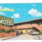 CA San Francisco Bel Aire Motel Steiner St Vtg Postcard Mike Roberts