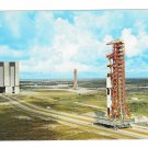 FL John F Kennedy Space Center NASA Apollo 4 Vintage Postcard