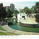 TX San Antonio Arneson River Theater Playhouse Vintage Postcard 4X6