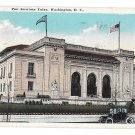 Washington DC Pan American Union Building Vintage Postcard