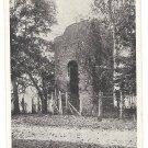 VA Jamestown Old Church Tower First Settlement Vntg Postcard