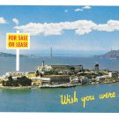 Alcatraz Island For Sale Lease Wish You Were Here San Francisco CA
