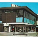 The Franciscan Restaurant Fishermans Wharf San Francisco CA Postcard