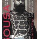Modern Advertising Postcard US Marine Band Sousa Concert 4X6 2009