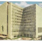 Mayo Clinic Building Rochester MN Vintage Linen Postcard