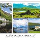 Connemara Ireland County Galway Multiview Vintage John Hinde Postcard 4X6