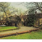 Reading PA Stokesay Castle Restaurant Vintage Postcard Front Drive