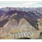 Silverton Colorado Aerial View Mining Town Vintage Petley CO Postcard 4X6