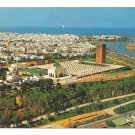Africa Morocco Maroc Rabat Mausolee Mohammed V Aerial View Vintage 4X6 Postcard