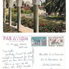 Tunisia Hammamet Hotel Fourati Vintage 1965 Postcard 4X6 Sc 356 449