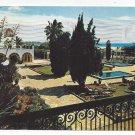 Tunisia Hammamet Hotel Fourati Garden Pools Vintage H Ismail Postcard 4X6