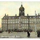 Netherlands Holland Amsterdam Koninklijk Paleis Royal Palace Vintage Vigevano Postcard