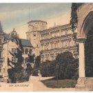 Germany Heidelberg Schlosshof Castle Courtyard Cramers Kunstanst Dortmund 1907 Postcard