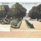 France Versailles Palace Parterre du Nord Promenade Northern Gardens Vtg Postcard