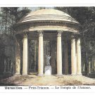 France Versailles Petit Trianon Temple de L'Amour Temple of Love Vintage Postcard
