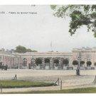 France Versailles Palace Palais Grand Trianon Facade Vintage Mme Moreau Postcard