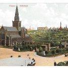 Scotland Glasgow Cathedral and Necropolis F Bauermeister Vintage UK Postcard