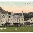 Scotland Trossachs Hotel Stirling Vintage Postcard Valentines Series