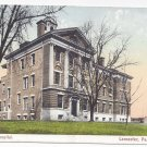 Lancaster PA General Hospital 1907 UDB American News Co Vintage Postcard