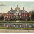 Netherlands Holland Gravenhage Huis ten Bosch Hague Haag Vintage Dr Trenkler Postcard
