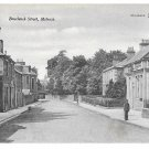 UK Scotland Melrose Buccleuch Street Vintage Reliable Series Postcard