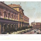 Italy Napoli Museo Nazionale National Museum Naples Vintage Postcard