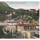 Italy Cava dei Tirreni Panorama Facciata della Trinita Vintage UDB Ragozino Postcard