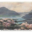 Prudential Insurance Co Ireland Killarney Lakes County Kerry Advertising Postcard