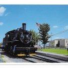 Strasburg Railroad Route 741 PA Steam Locomotive No 31 Train RR 4X6 Postcard