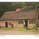 Upland PA Caleb Pusey House Vintage Postcard Eterior