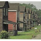 Eckley Coal Miners Village PA Street Scene Molly Maguires Movie Vtg 4X6 Postcard