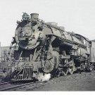 Lackawanna 1131 Locomotive Wide Fire Box Pacific Train Railroad Postcard
