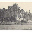 France Saint Germain en Laye Chateau Vintage  Postcard c 1910 Neurdein