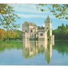 Anif Palace Salzburg Austria 1972 Sound of Music Castle 4X6 Postcard Water Palace