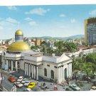El Capitolio Caracas Venezuela Centro Simon Bolivar Vintage 4X6 Postcard 1970