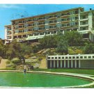 Parador La Cordoba Spain Arruzafa Hotel 1971 Swimming pool Vintage Postcard 4X6
