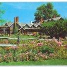 Von Trapp Family Lodge Resort Hotel 1975 Stowe Vermont Vintage 4X6 Postcard