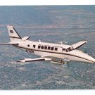 Beechcraft 99 Airliner Commuter Turboprop Airplane Aviation Aircraft Postcard