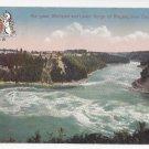 Ontario Canada Niagara Falls Great Whirlpool Lower Gorge Vintage Postcard