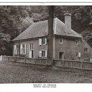 UK Buckinghamshire Jordans Meeting House Society of Friends Quakers Vtg Postcard
