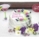 Modern Advertising Postcard Happy Birthday Vickers Tavern Ad Exton PA Restaurant