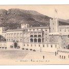Monaco Palais du Prince Palace Baylone Freres Postcard
