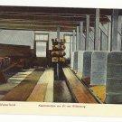 Netherlands Broek in Waterland Kaasmakerijen Cheese Making Vintage Postcard c 1910