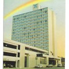 Lincoln NE Hilton Hotel Rainbow 9th and P Streets Nebraska Vintage Postcard