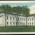 Court House Erie PA Vintage Curteich 1921 Postcard
